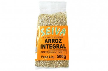 Arroz Integral - Cateto e Agulha